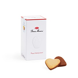 Doos van 10 Sablés - Chocolade Topping